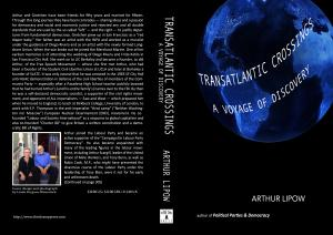 Dr. Arthur Lipow Book Release Transatlantic Crossing  A Voyage Of Discovery